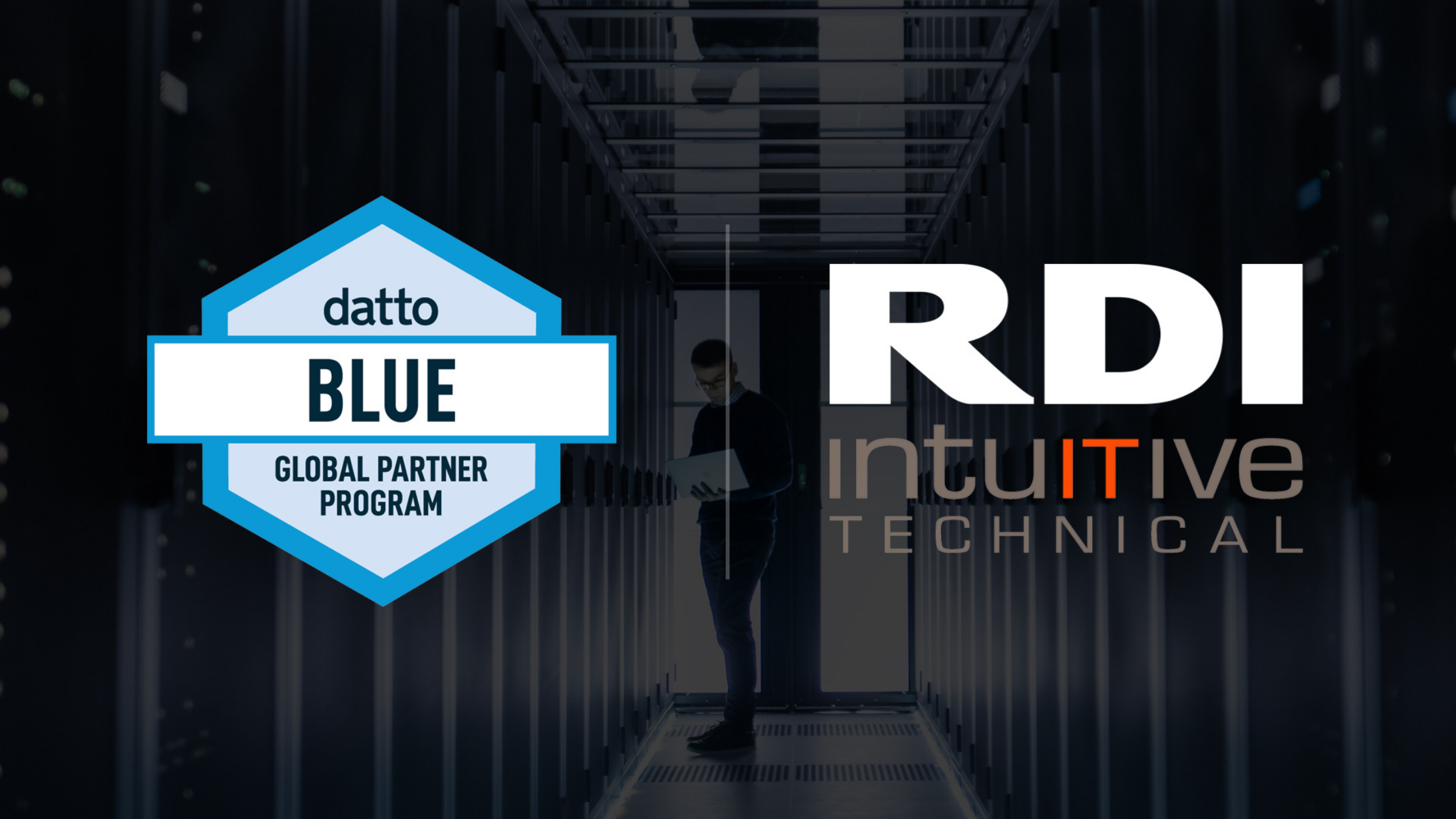RDI Intuitive Technical - blue diamond security partner with Datto