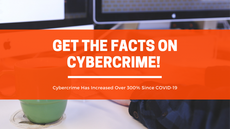 RDI Intuitive Technical blog - Get the Facts on cybercrime! Cybercrime Has Increased Over 300% Since COVID-19
